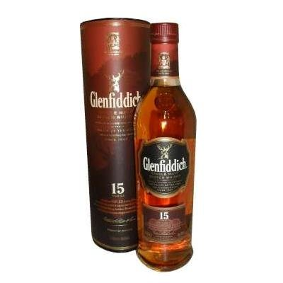 Glenfiddich Solera Reserve 15 Year Old Single Malt Scotch Whisky - 70cl 40% -Online Only Price!