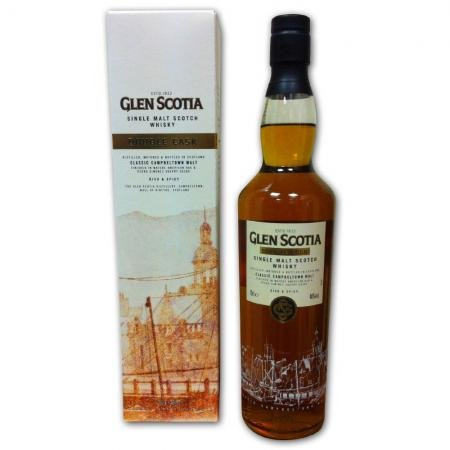 Glen Scotia Double Cask (70cl 46%)