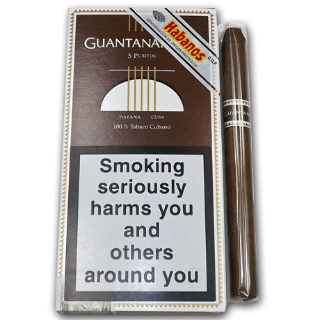 Guantanamera Puritos Cigar - Pack of 5