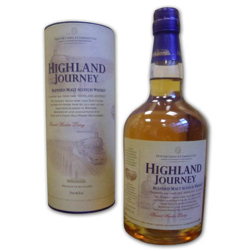 Highland Journey Blended Malt 70cl 46.2%