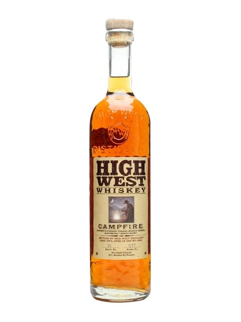 High West Campfire Blended Whiskey (46% 70cl)