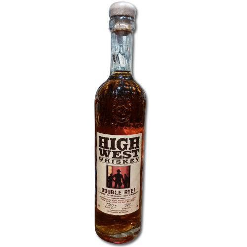 High West Double Rye Whiskey 46% 75cl