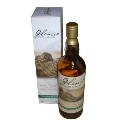 MacDonald's Glencoe 8 Year Old Vatted Malt Whisky (70cl 58%)