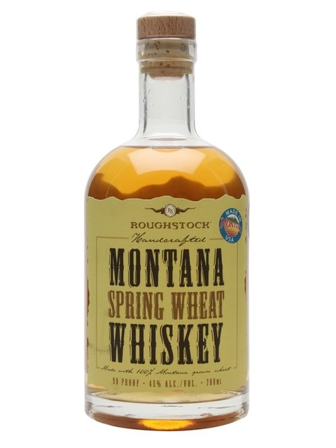 Montana Spring Wheat Whiskey 45% 70cl