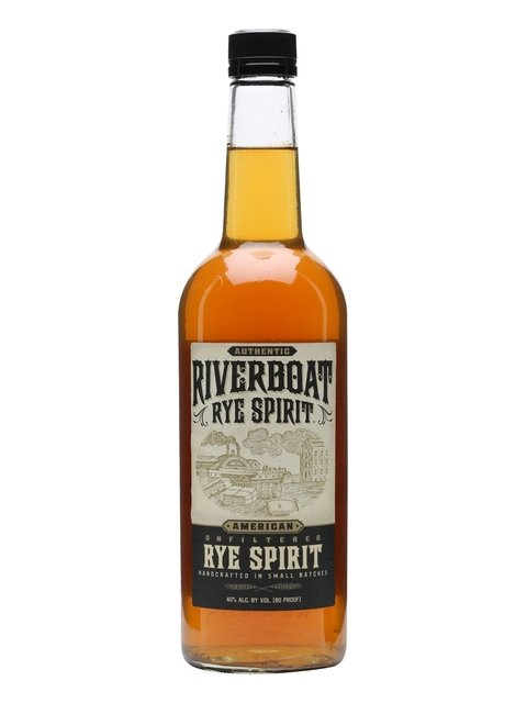 Riverboat Rye Spirit (40% 75cl)