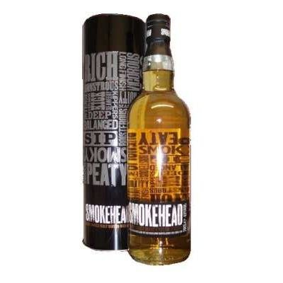 SmokeHead Single Islay Malt 43% Vol 70Cl