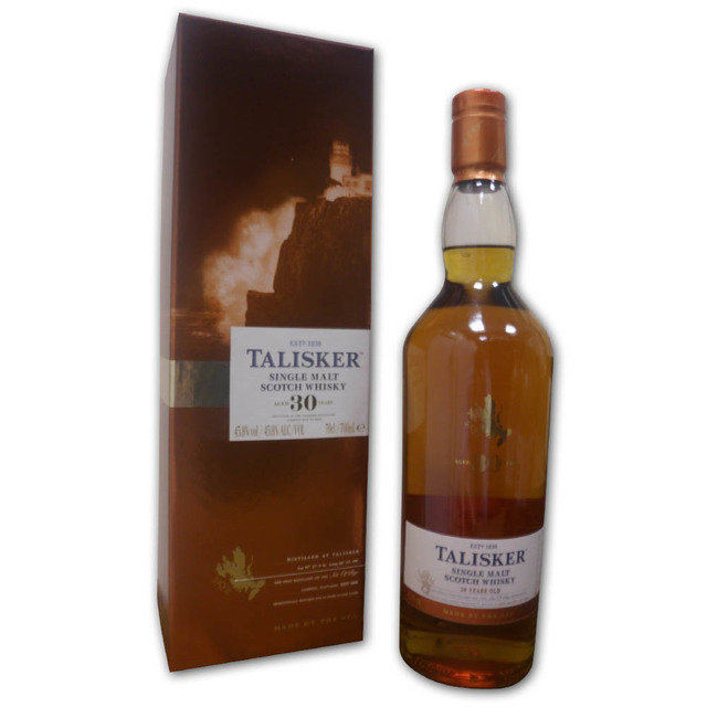 Talisker 30 years old 45.8% 70cl