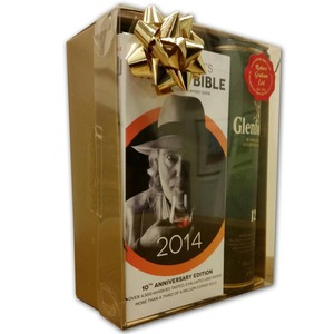 20cl Scotch whisky with 2014 Whisky Bible