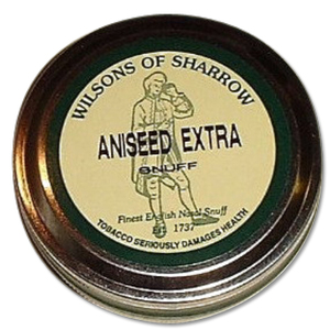 Wilsons of Sharrow - Aniseed Extra Snuff