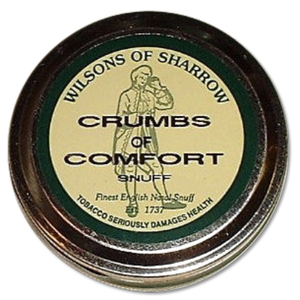 Wilsons of Sharrow - Crumbs of Comfort Snuff