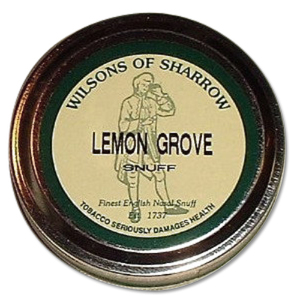 Wilsons of Sharrow - Lemon Grove Snuff
