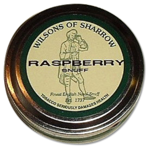 Wilsons of Sharrow - Raspberry Snuff