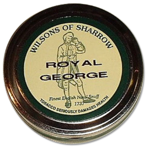 Wilsons of Sharrow - Royal George Snuff