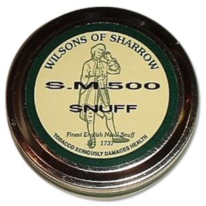 Wilsons of Sharrow - S.M. 500 Snuff