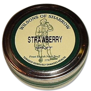Wilsons of Sharrow - Strawberry Snuff