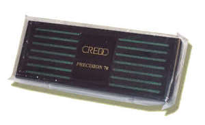 Credo Humidifier Onyx Black - Up to 100 Cigar Capacity