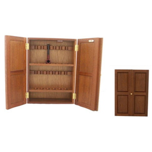 12 Pipe English Made Pipe Cabinet (9091)