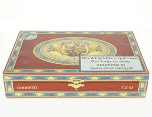 A.J. Fernandez Enclave Robusto - Box of 20 Cigars
