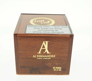 AJ Fernandez Last Call Geniales - Box of 25 Cigars