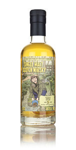 Aberfeldy 21 Year Old Boutique-y Whisky Company Single Malt Scotch Whisky - 50cl, 48.9%