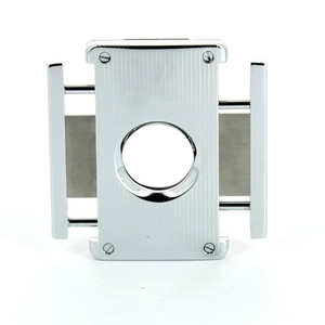 Adorini Cigar Cutter Neptune - Chrome Finish