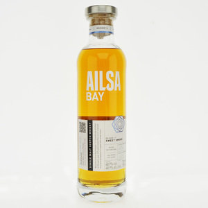 Ailsa Bay Release 1.2 Single Malt Scotch Whisky - 70cl, 48.9%