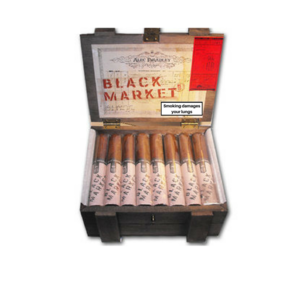 Alec Bradley Black Market Robusto - Box of 22