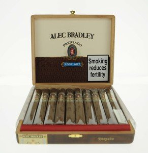 Alec Bradley Prensado Lost Art Torpedo - Box of 20