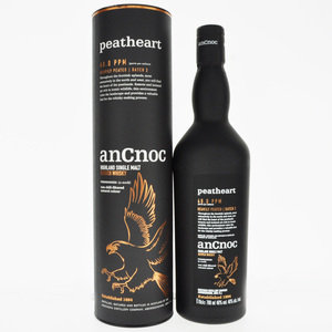 An Cnoc Peatheart Single Malt Scotch Whisky - 70cl, 46%