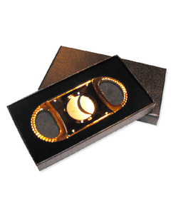 Angelo - 66 Ring Gauge Cigar Cutter - Gold