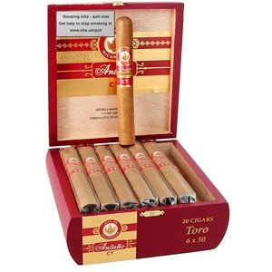 Antaño CT Toro - box of 20