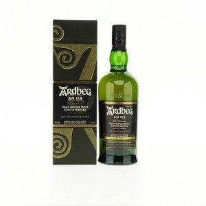 Ardbeg An Oa Single Malt Scotch Whisky - 70cl, 46.6%