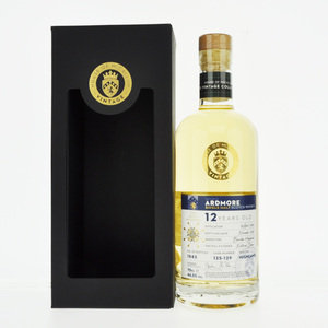 Ardmore 12 Year Old House of McCallum Vintage Single Malt Scotch Whisky - 70cl, 46.5% vol.