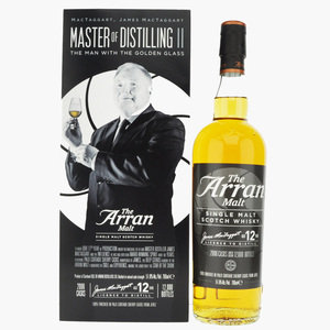 Arran - Master of Distilling II 12 Year Old Limited Edition Single Malt (70cl, 51.8% ABV)