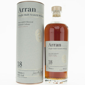 Arran - 18 Year Old Single Malt (70cl, 46% ABV)