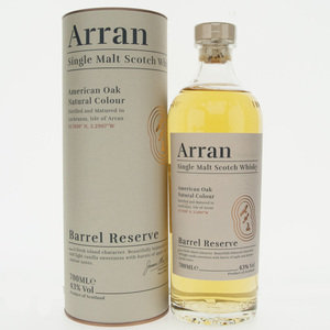 Arran - Barrel Reserve Single Malt (70cl, 43% ABV)