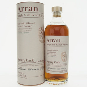 Arran - The Bodega Sherry Cask Single Malt (70cl, 55.8% ABV)