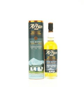 Arran The Bothy Quarter Cask Batch 3 Single Malt Scotch Whisky - 70cl, 53.2%