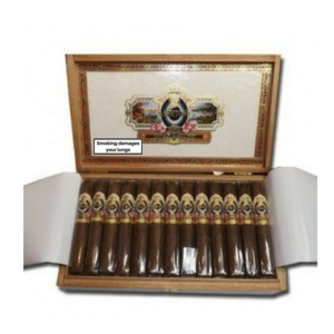 Ashton ESG - 21 Years Salute Cigars - Box of 25