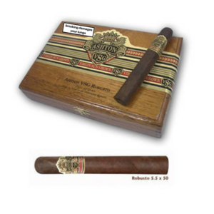 Ashton VSG Robusto Cigars - Box of 24