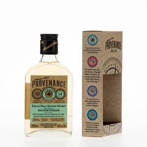 Provenance - 2002 Auchentoshan, 14 Year Old Single Cask (20cl, 46% ABV)