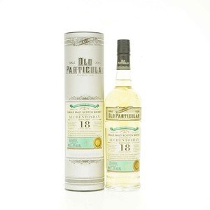 Auchentoshan 18 Year Old Douglas Laing Old Particular Single Malt Scotch Whisky - 70cl, 47.5%