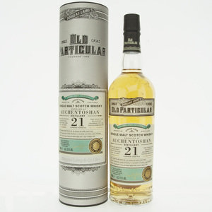 Old Particular - 1997 Auchentoshan, 21 Year Old Single Cask (70cl, 51.5% ABV)