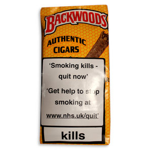 Backwoods Yellow - 5 Pack