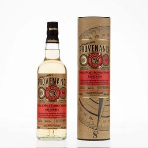 Balmenach 10 Year Old Provenance