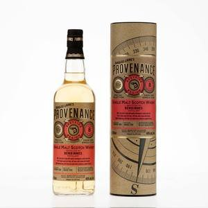 Benrinnes 8 Year Old Provenance