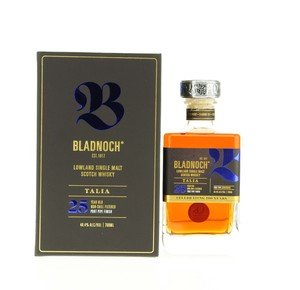 Bladnoch Talia 25 Year Old Port Pipe Finish