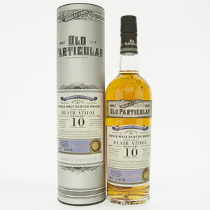 Blair Athol 10 Year Old Douglas Laing Old Particular Single Malt Scotch Whisky -70cl, 48.4% vol.