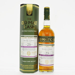 Blair Athol 1995 Old Malt Cask 23 Year Old Single Malt Scotch Whisky - 70cl, 50%
