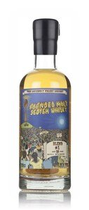 Blended Malt #1 23 Year Old Batch 2 Boutique-y Whisky Company Blended Malt Scotch Whisky - 70cl, 48.8%